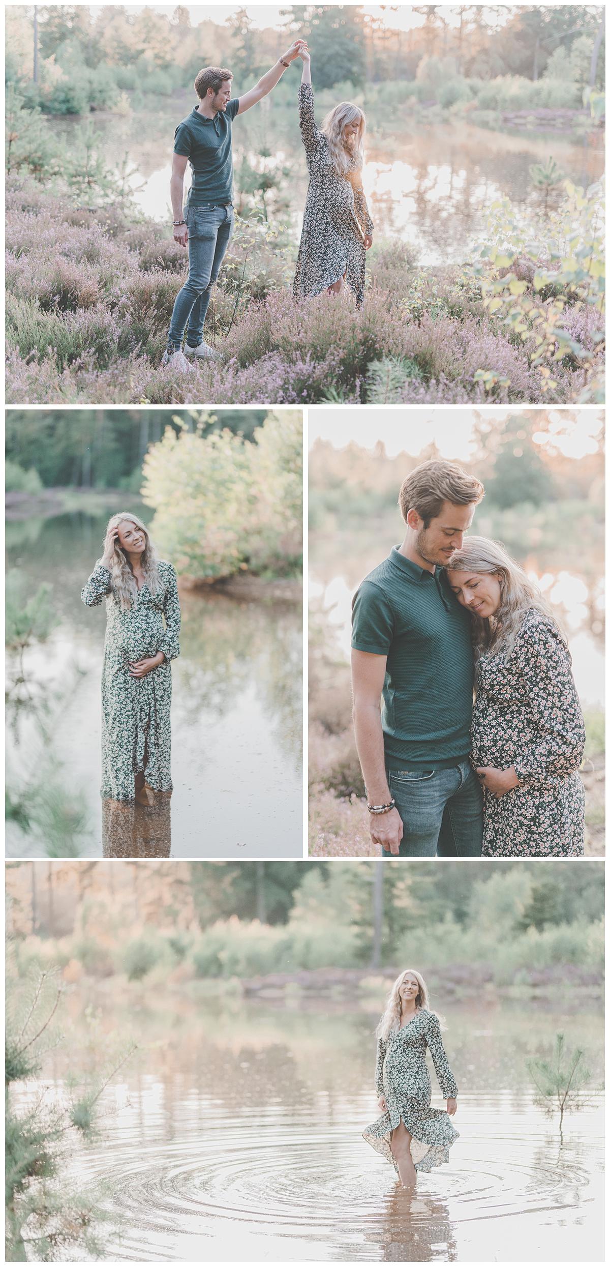 fotografie zwangershoot zwangerschapsshoot zwangerschapsfotoshoot gelderland veluwe heerde epe wapenveld lifestyle fotografie zwanger in verwachting fotograaf
